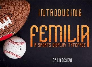 Femilia Font