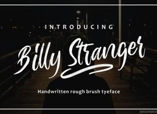 Billy Stranger