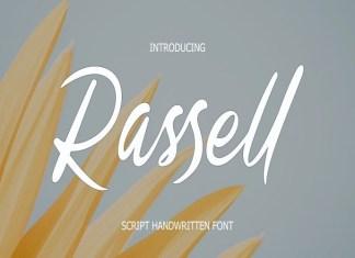 Rassell Font