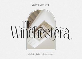 The Winchestera Font