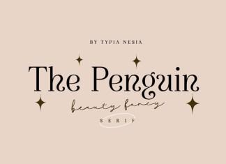 The Penguin Font
