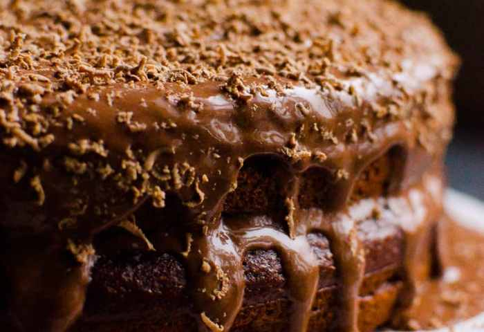 Healthy Chocolate Cake Ifoodreal Healthy Family Recipes