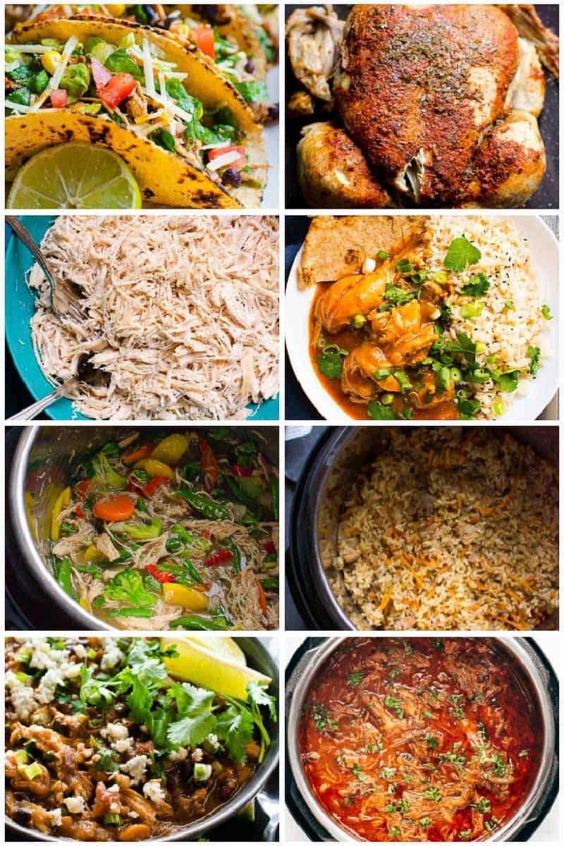 30 Healthy Easy Instant Pot Recipes - iFOODreal - Healthy ...