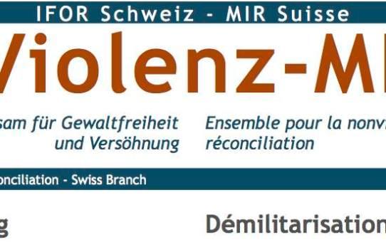 Nonviolenz-MIRoir 3-2012 - Démilitarisation