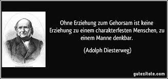 Ohne die Erziehung zum Gehorsam wären die Deutschen nicht in den Krieg gezogen