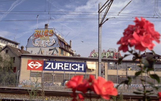 """Überbauung Zollstrasse in Zürich: """"alles wird gut"""", in """"Zureich""""?"""