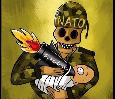 Schweiz: Seit eh und je quasi Nato-Mitglied, nicht neutral sondern Kumpan der Nato-Kriegsgurgeln