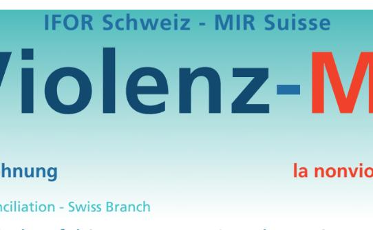 Nonviolenz-MIRoir No 18 4-2015