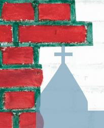 L'asile dans l'église
