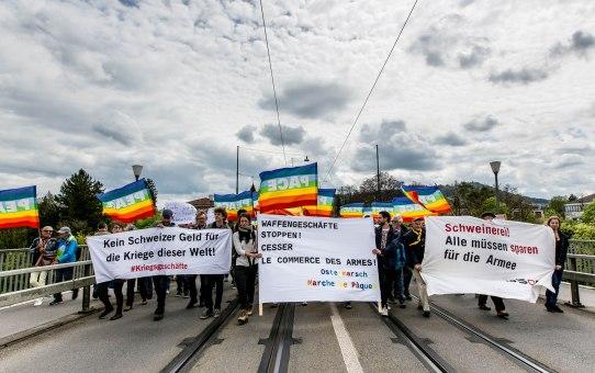 15e Marche de Pâques à Berne