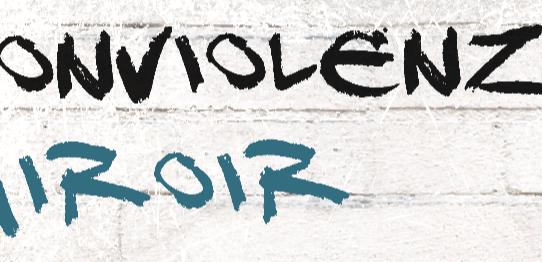 Nonviolenz-MIRoir Nr. 30 4-2019