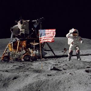 Vor fünfzig Jahren die erste Mondlandung, kritische Gedanken