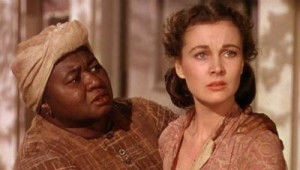 "VIVIEN LEIGH and HATTIE McDANIEL in ""Gone With the Wind"" (1939)"