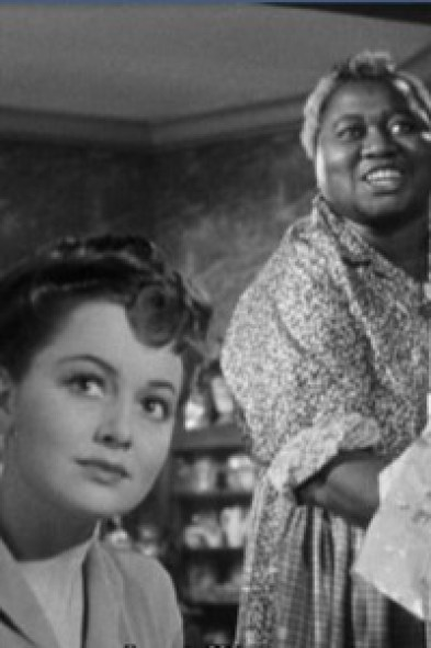 1942 Olivia DeHaviland and Hattie McDaniel are co stars again, In This Our Life. One of the few movies she did not play a maid.
