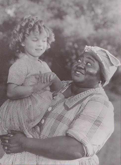 Shirley Temple & Hattie McDaniel in The Little Colonel