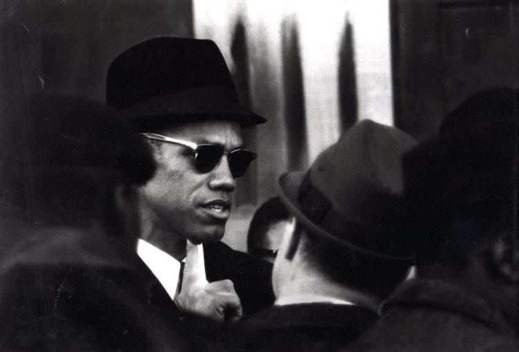 Frank Espada- Malcolm X, 1964