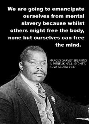 Garvey quote