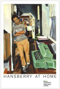 Hansberry at Home (Color)