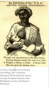 MaMa's breast (Mammy figure 1861)