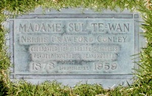 On February 1, 1959, Madame Sul-Te-Wan died in Hollywood, CA. In 1986, Madame Sul-Te-Wan was inducted into The Black Filmmaker's Hall of Fame.