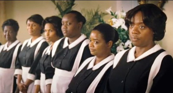 """The Help. """"An aspiring author during the civil rights movement of the 1960s decides to write a book detailing the African-American maids' point of view on the white families for which they work, and the hardships they go through on a daily basis."""""""