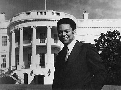 POWELL White House
