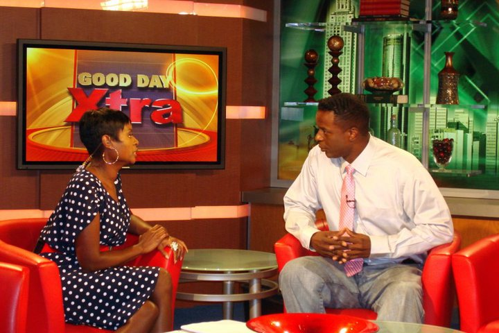 "Victor Love on ""Good Morning Extra"""