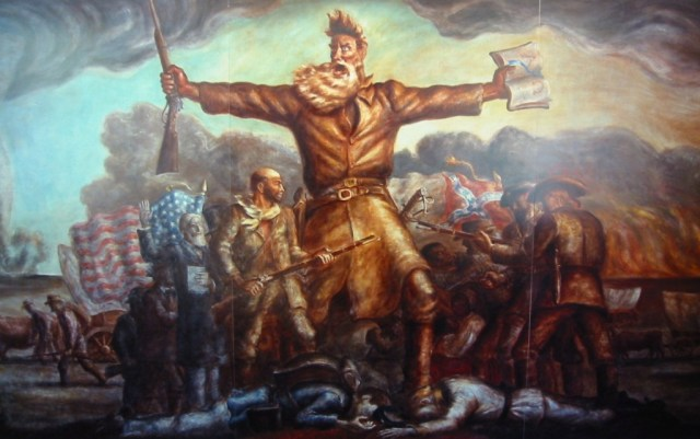 """""""Men like John Brown appear only once or twice in a thousand years"""" – Reverdy C. Ransom"""