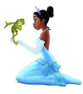 The Princess and the Frog. Disney Debuts First African American Princess