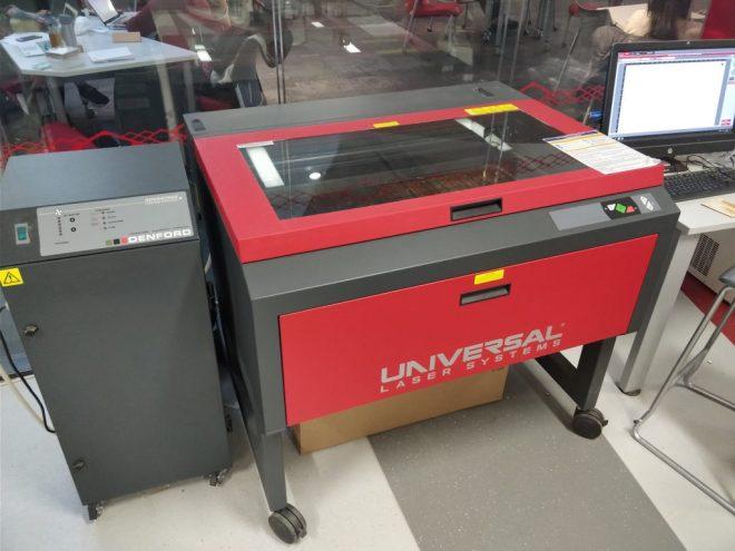 Denford Laser Cutter