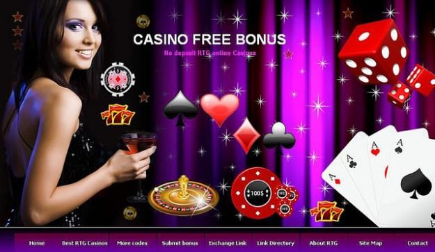 通常のオンラインカジノ