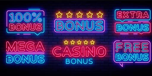 ボーナスはオンラインカジノの選択肢を決める要素