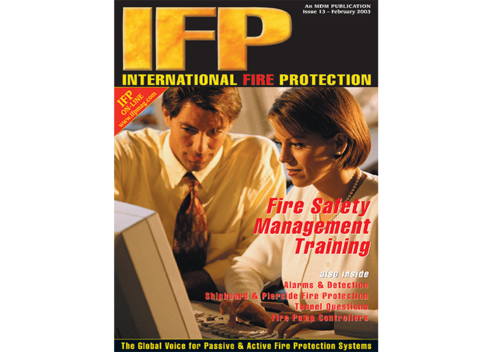 IFP Magazine Issue 13 - February 2003