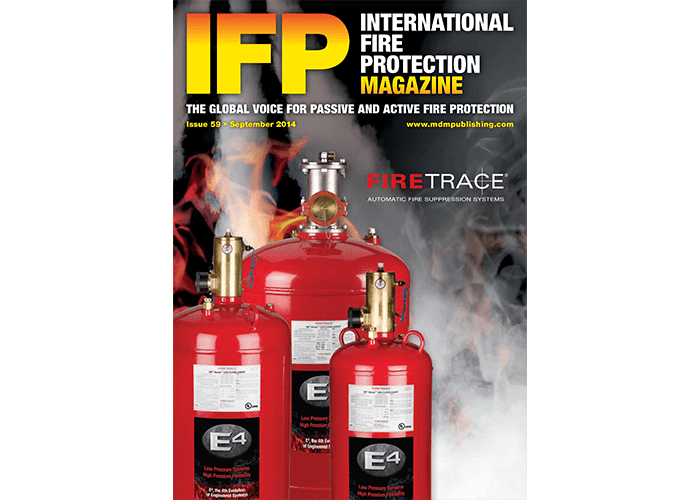 IFP Magazine Issue 59 September 2014 cover