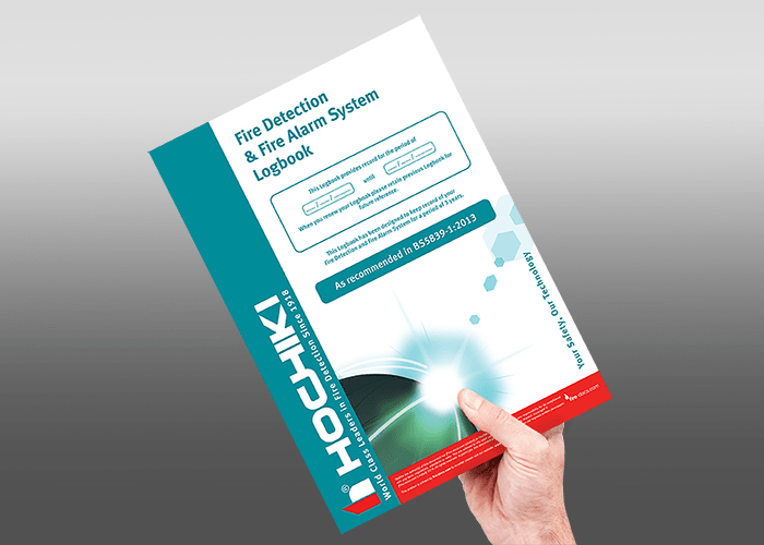 Hochiki Europe Launches Fire System Logbook to Support Customer Compliance