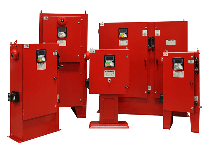 Fire Pump Controllers from Tornatech