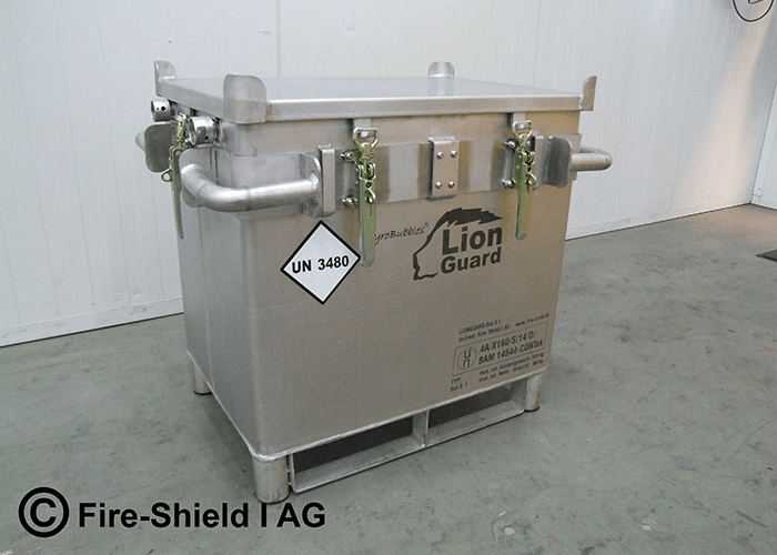 Fire Shield I AG