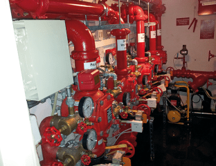 Suppression systems with supervision become more reliable and provide a greater level of protection and security.