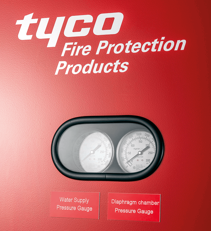 Tyco FPP Red-E cabinet.