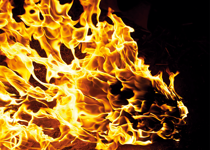 Serious fire events are responsible for 41% of outage time in data centres, once IT issues are removed.