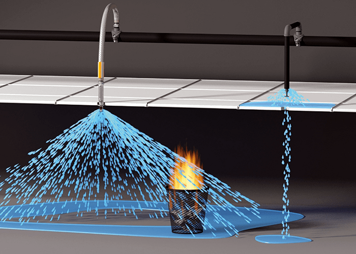Suspended Ceilings The Risks Of Improper Sprinkler Head