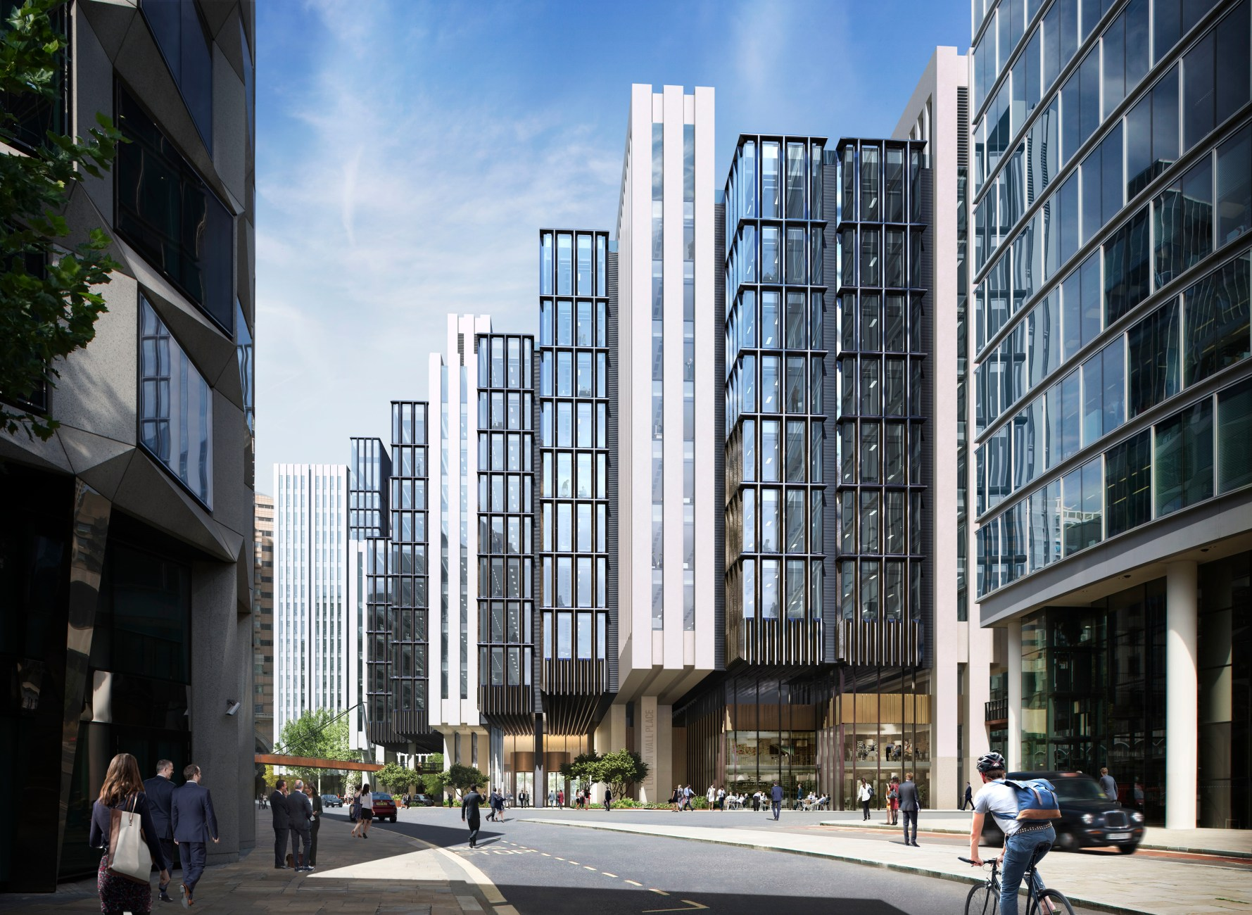 Argus Fire Wins Contract in Excess of £2M for London Wall Place