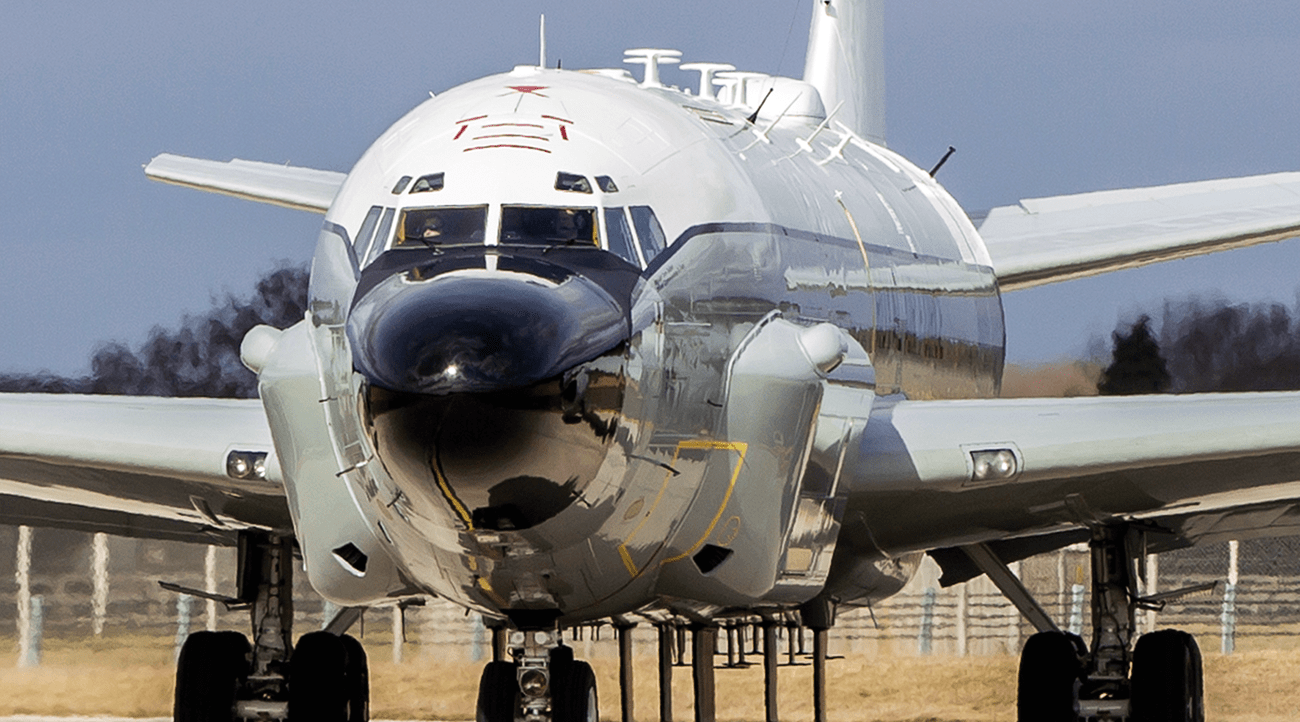 Morley-IAS equipment is protecting these stunning aircraft at RAF Waddington.
