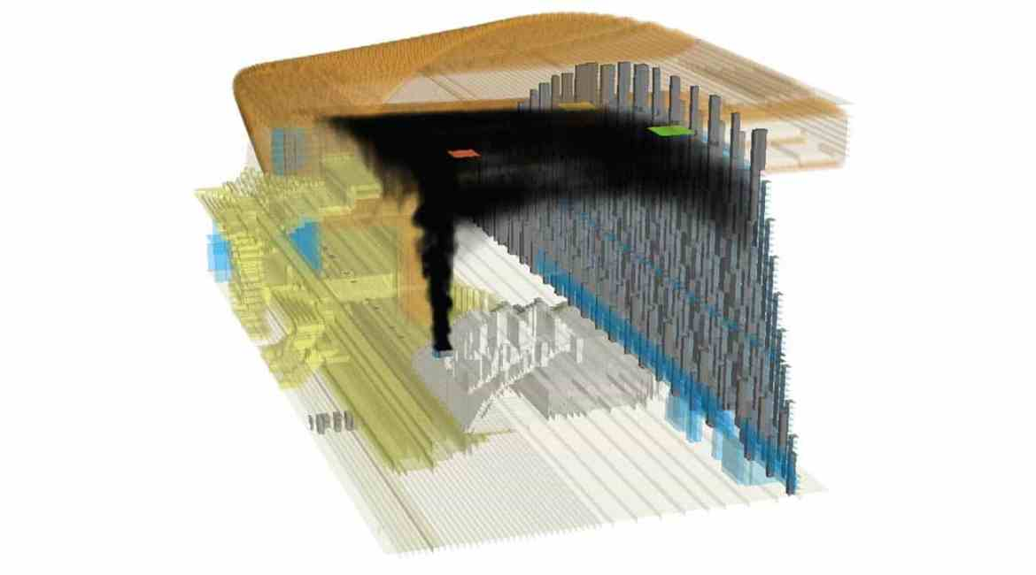 CFD modeling is a good example of when the competence of the practitioner plays a significant role.