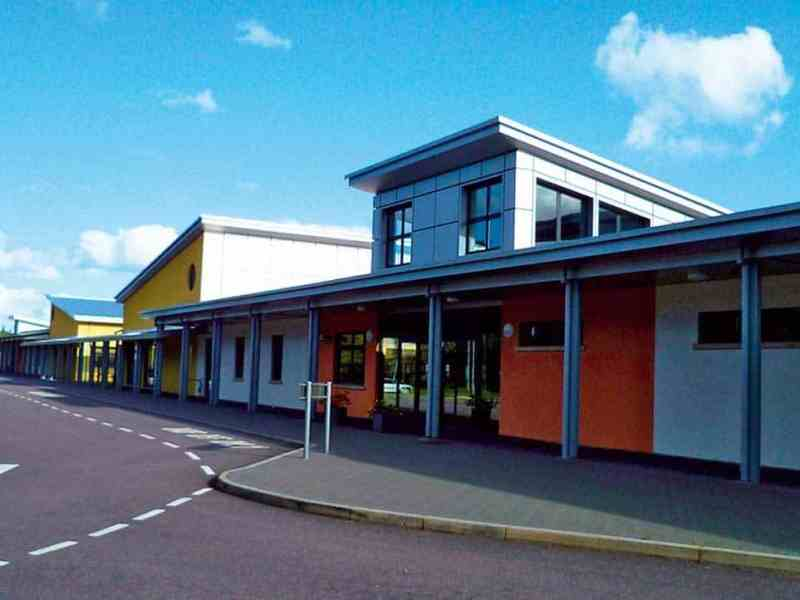 Purpose built Drummond School has invested in a PA/VA system to protect its pupils and staff.