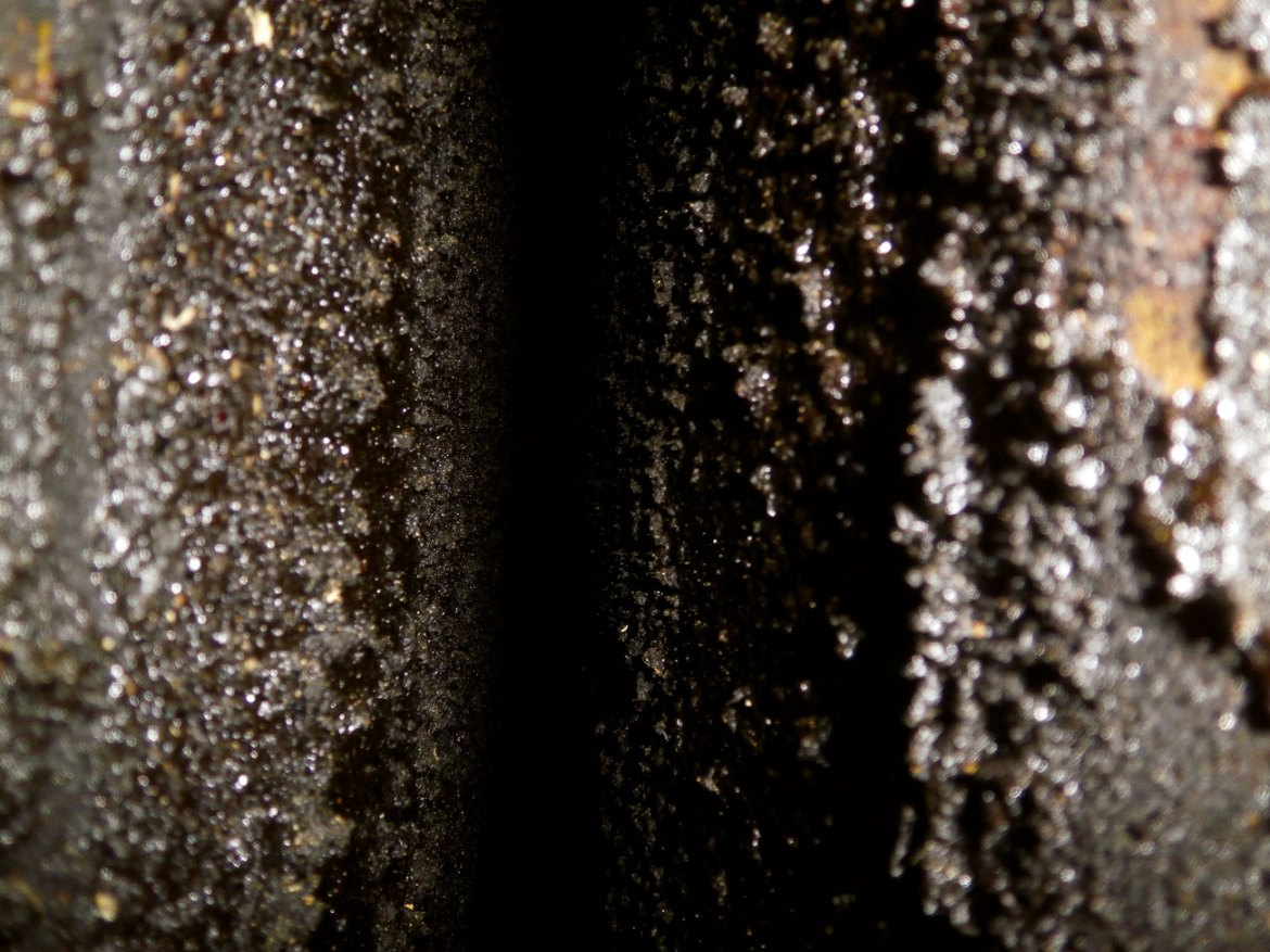 Grease deposits form within extract ductwork, caused by airborne fat, oil and grease produced by cooking.