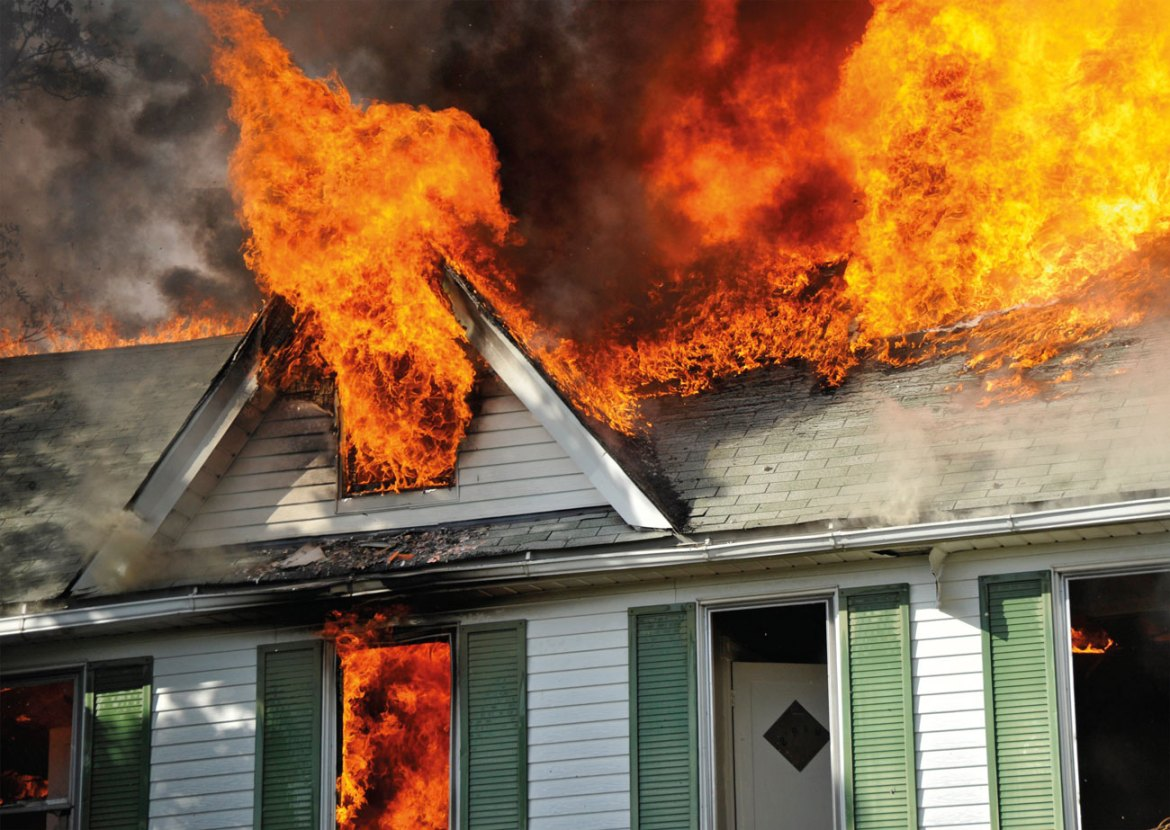 According to the NFPA, 25% of oxygen fires get beyond the immediate surrounding area to become 'whole house' fires. The financial and emotional impact of such fires can be very high. However, the number of countries around the world taking decisive action to reduce the problem is increasing.