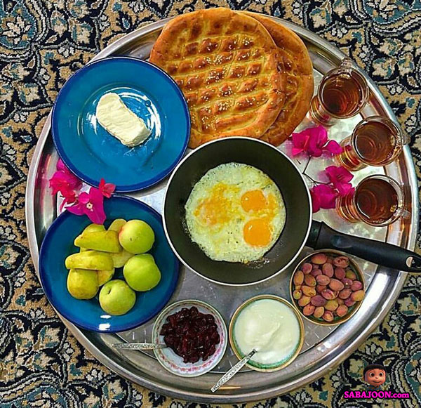 Iranian Breakfast A Meal With Great Diversity