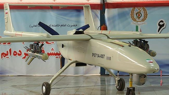 The shahed 129 made its first known drone strike in february 2016, which was the first wartime drone strike by iran. Iran Starts Mass Production of Drone Armed with Precision