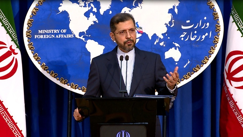 Iran Slams European Parliament's Inaction on US Sanctions, Europe's Violations